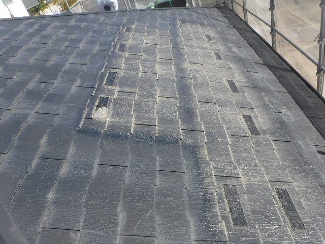 0c5b00f7473127be88c7484aede618e5 名古屋市K様 外壁塗装工事、屋根エコデルーフ葺き替え工事